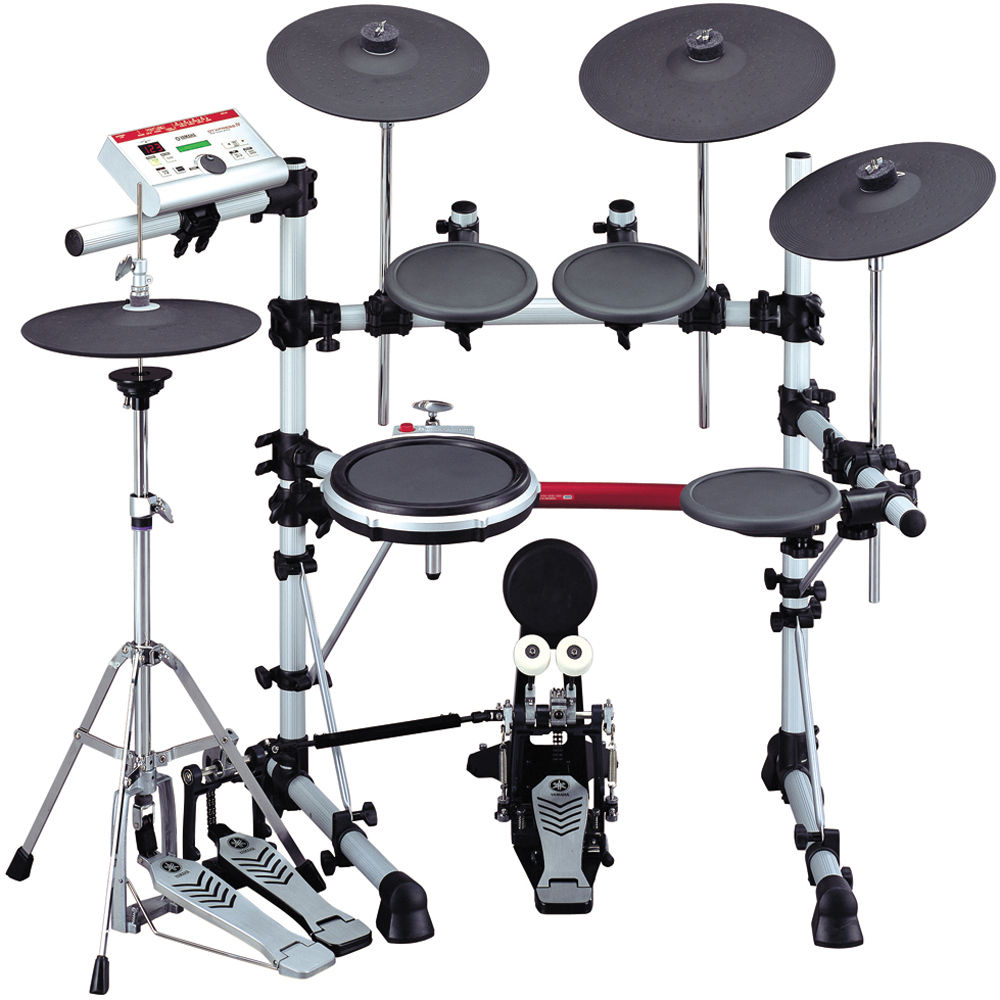 Yamaha dtxpress iv special set v2 electronic drum kit for Yamaha electronic drum kit for sale