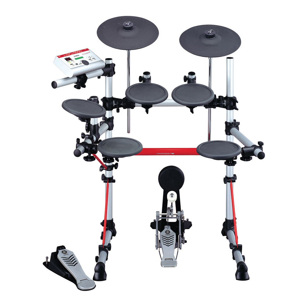Yamaha dtxpress iv standard set v2 electronic drum kit dxpiv for Electric drum set yamaha