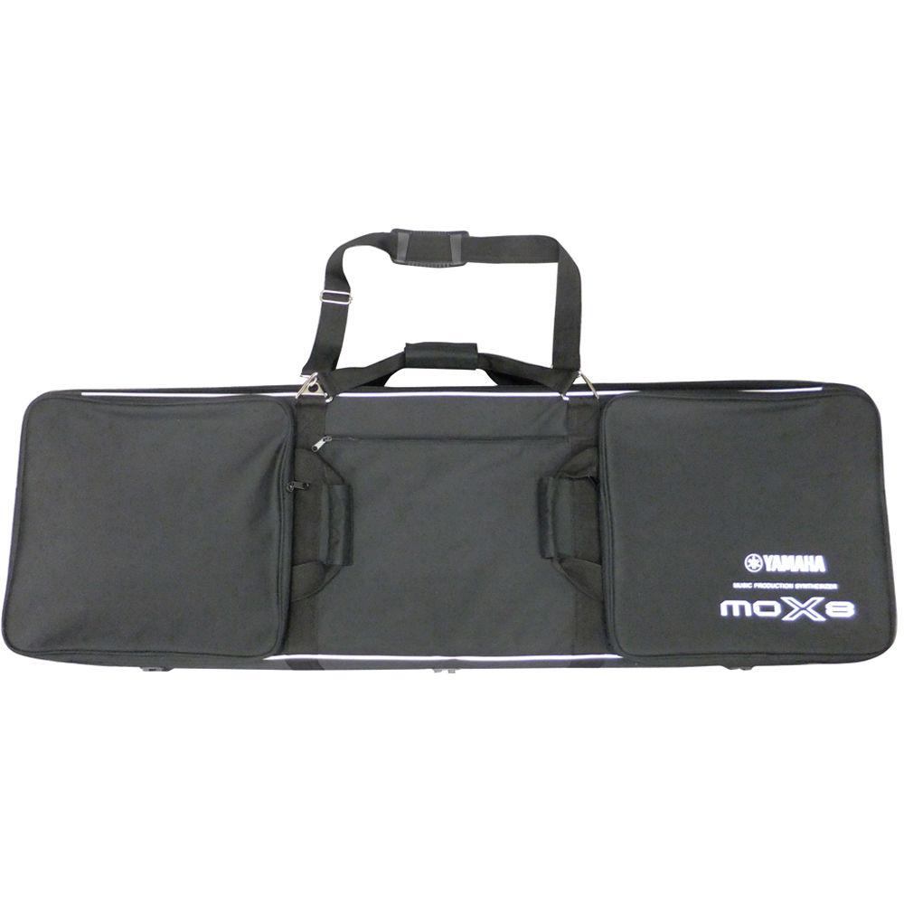 Yamaha mox8 bag black mox8 bag b h photo video for Yamaha mox8 specs
