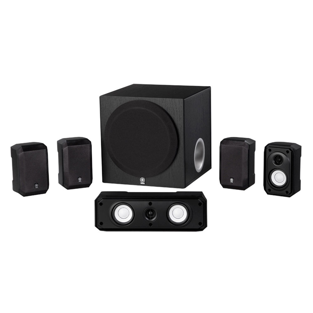 Yamaha NSSP1800BL 51Channel Home Theater System NSSP1800BL