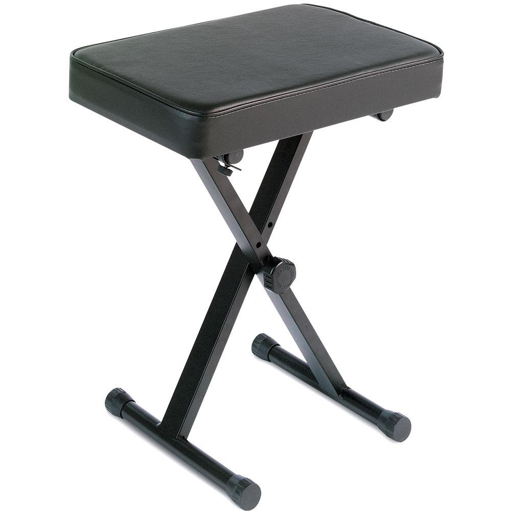 Yamaha Pkbb1 X Style Fold Up Keyboard Bench Pkbb1 B Amp H Photo