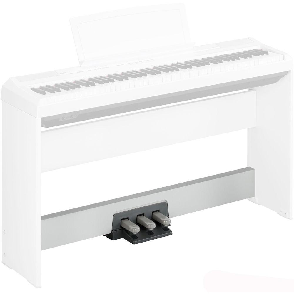 Yamaha lp5a three pedal unit for p85 p105 p115 digital for Yamaha piano pedal unit