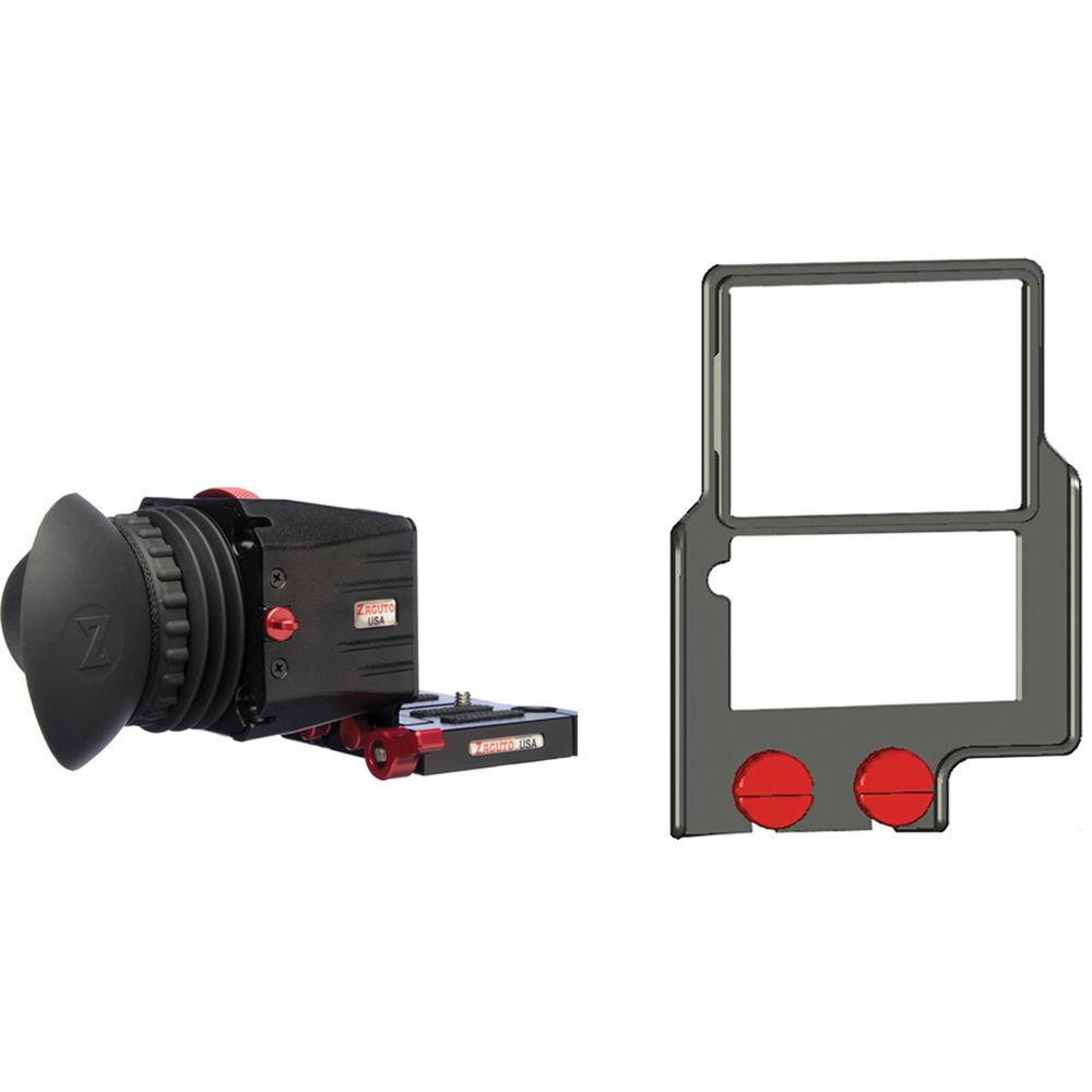 Zacuto Z Finder Pro 2 5x Kit For Tall Dslrs B Amp H Photo Video