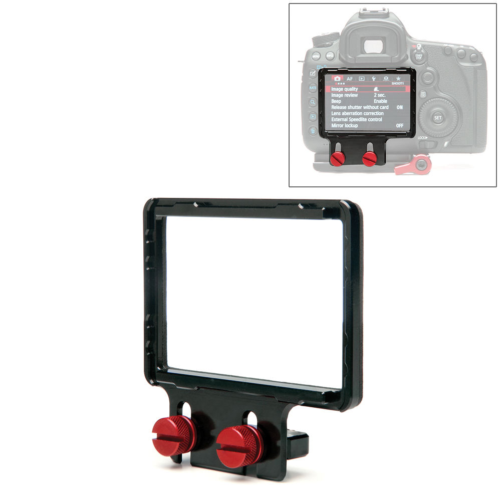 zacuto z finder 32 mounting frame for dslrs