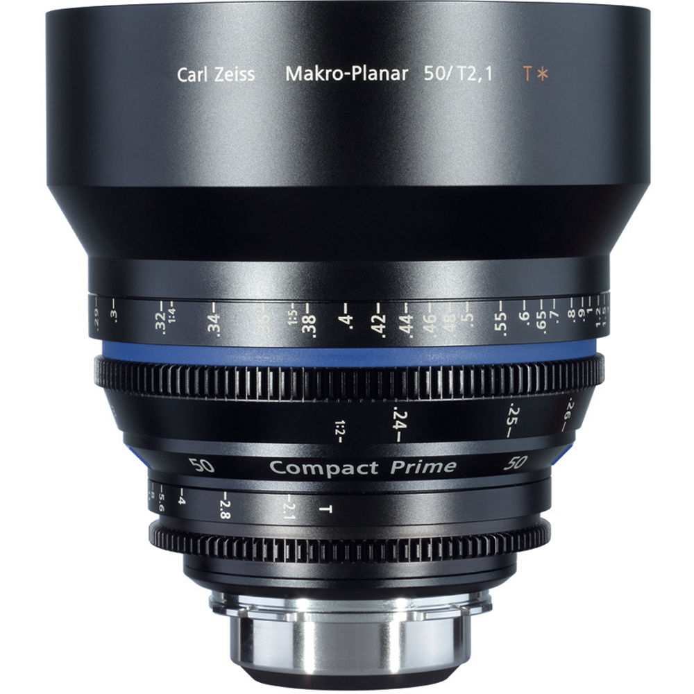 zeiss compact prime cp 2 50  t2 1 macro with mft mount 1889