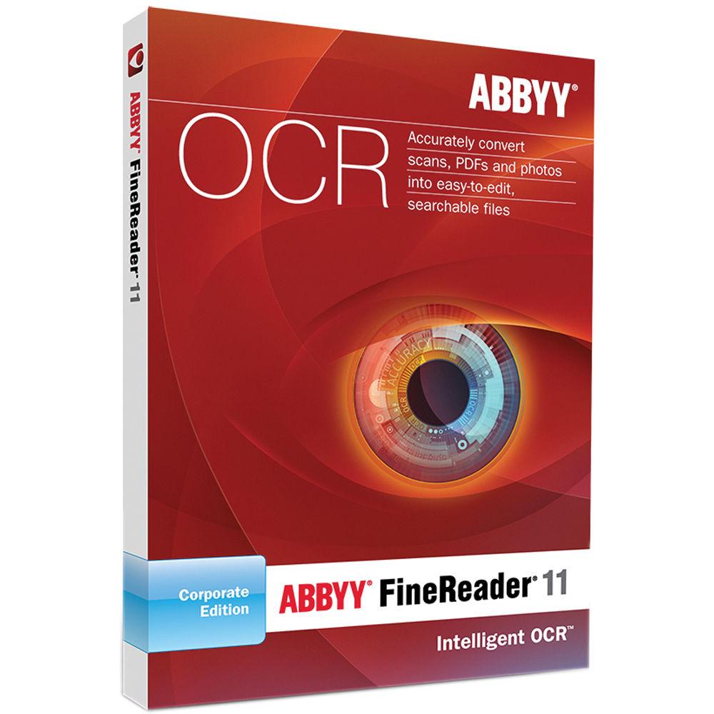 Abbyy finereader 11 - c1