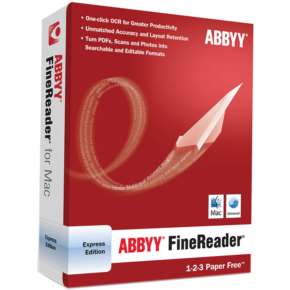 Why can t I download Abbyy FineReader