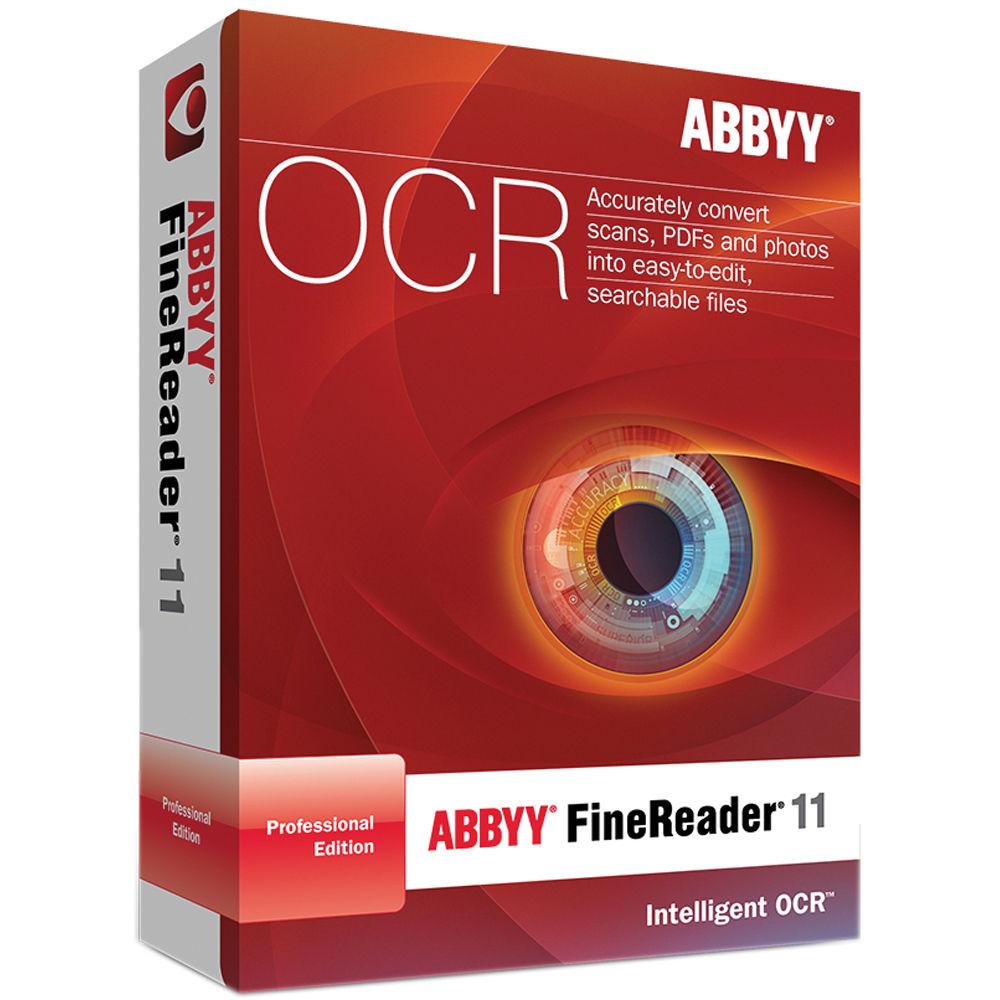 abbyy finereader 11 pro serial key