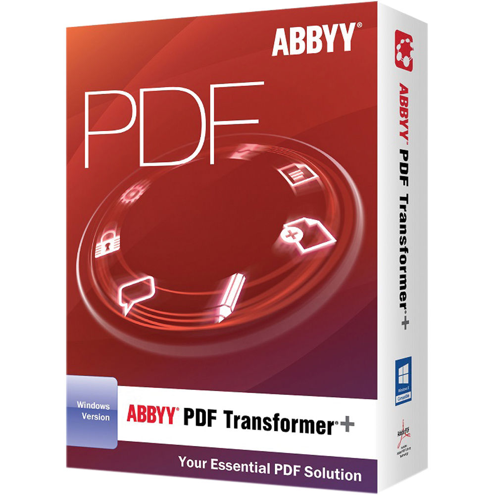 Abbyy pdf transformer word 2013