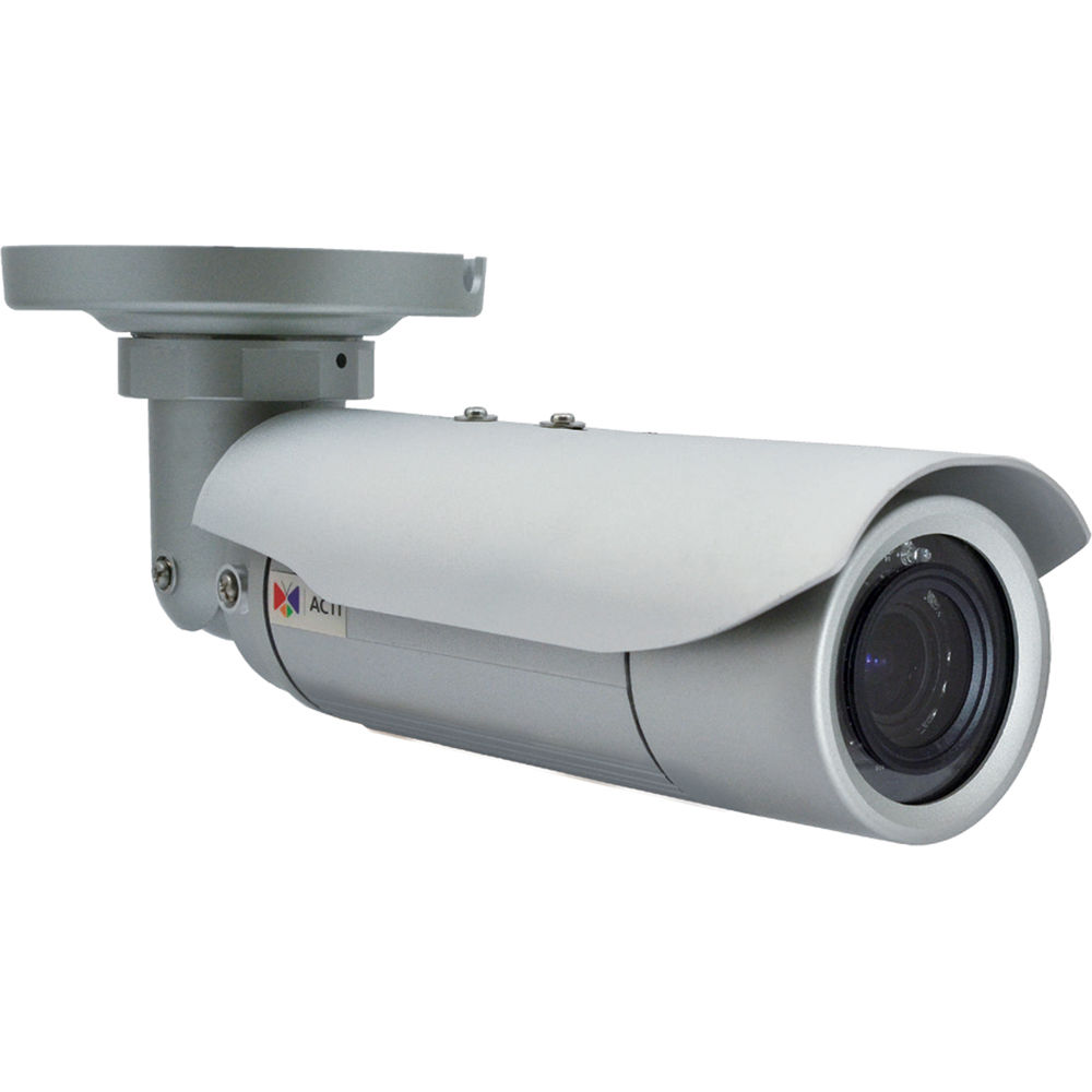 ACTi E44A 2MP IP Bullet Camera with SLLS, Basic WDR, Audio ...