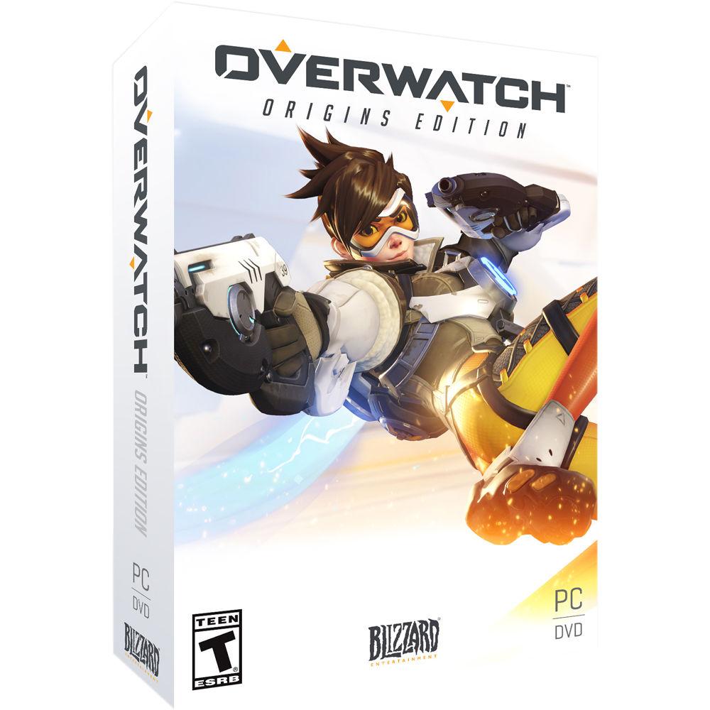 blizzard entertainment overwatch origins edition pc 72984 b h