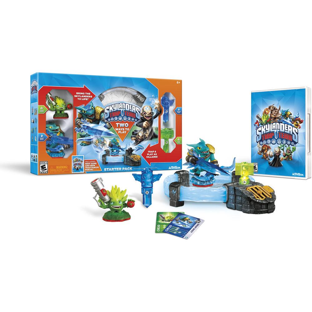 Activision Skylanders Trap Team Starter Pack (Wii U) 87045 B&H