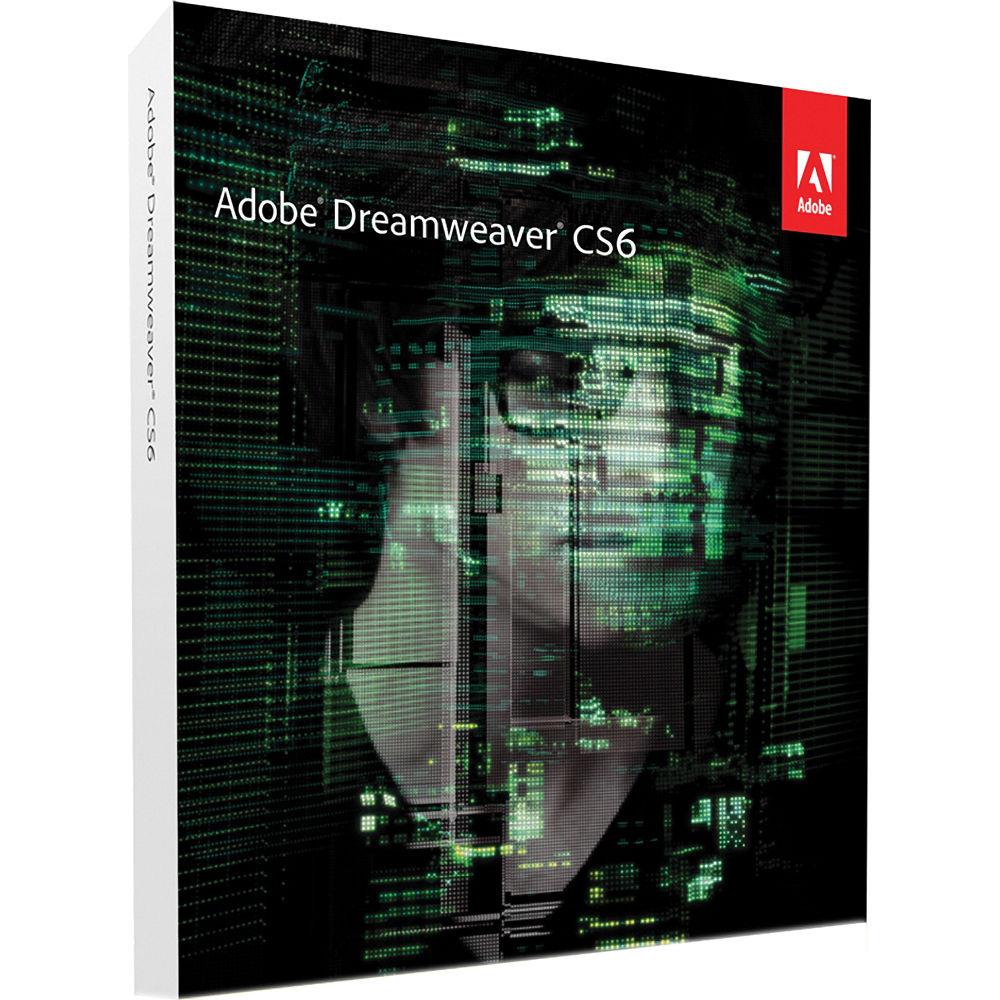 adobe dreamweaver cs6 software with crack free download
