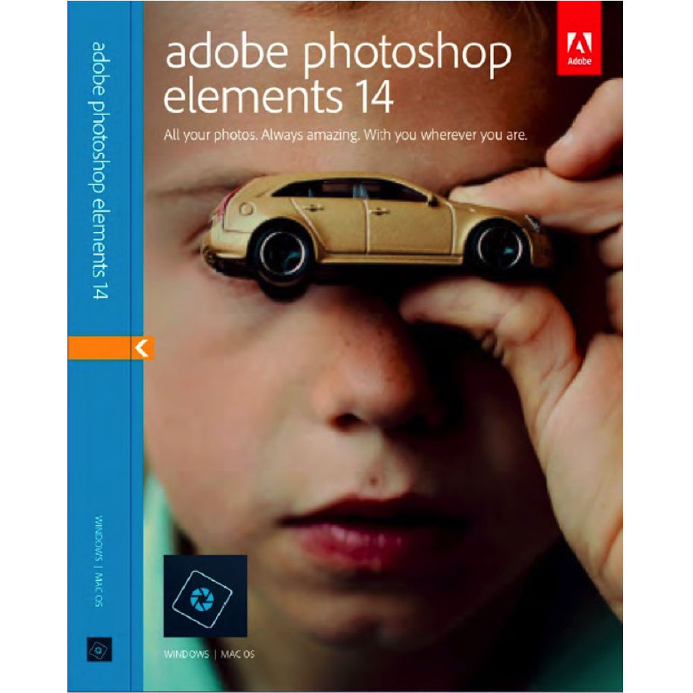 adobe photoshop element 14