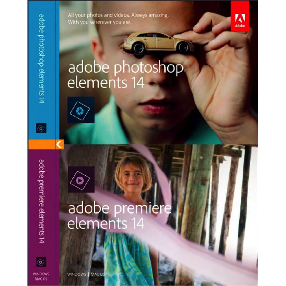 photoshop elements 12 vs 14