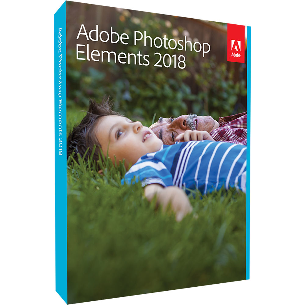adobe photoshop 2018
