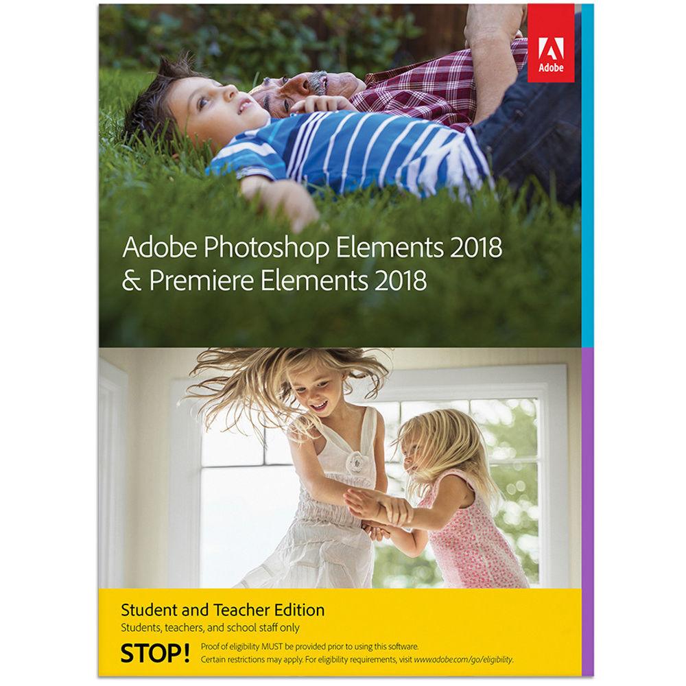 adobe photoshop elements 2018 download