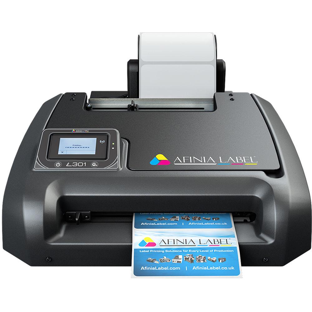 Color printer label - Afinia L301 Color Label Printer