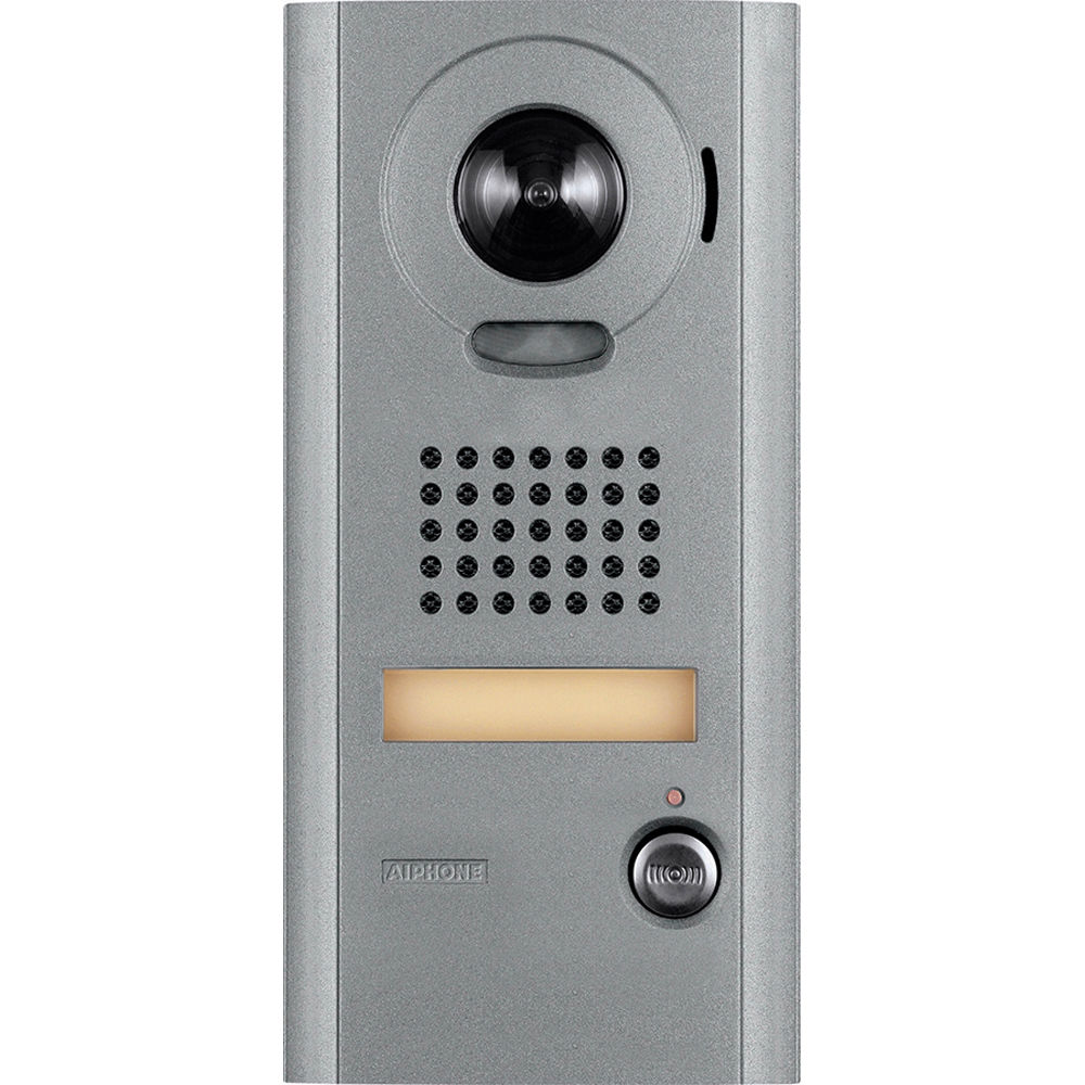 Aiphone is ipdv surface mount ip video door station is for Door intercom