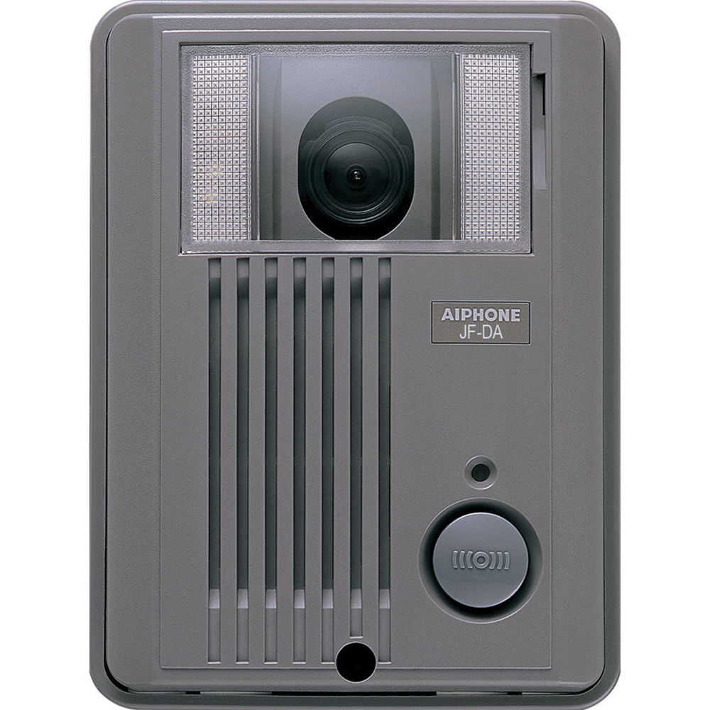 Aiphone jf da camera door station for jf series intercom jf da for Door intercom