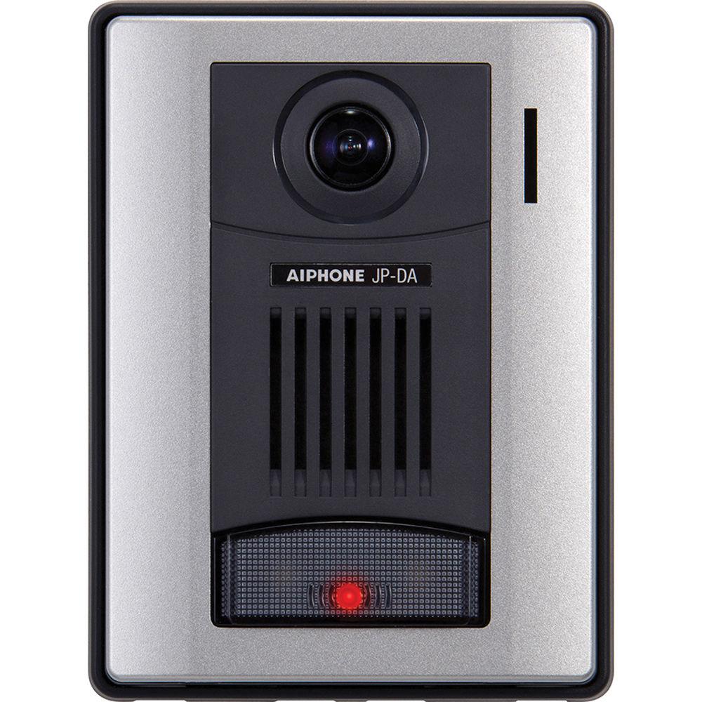 Aiphone Jp Da Surface Mount Color Video Door Station For Jp