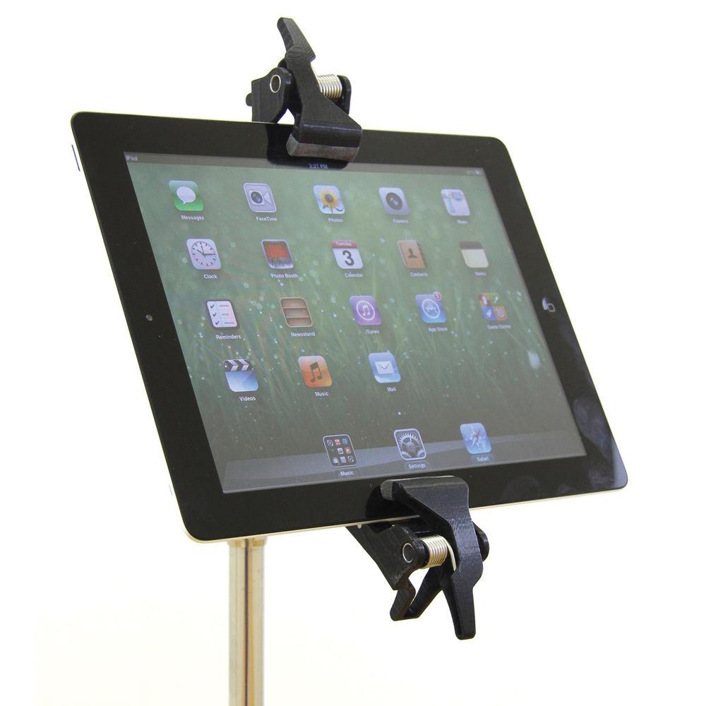 Ipad Easel airturn manos universal tablet mount manos b&h photo video