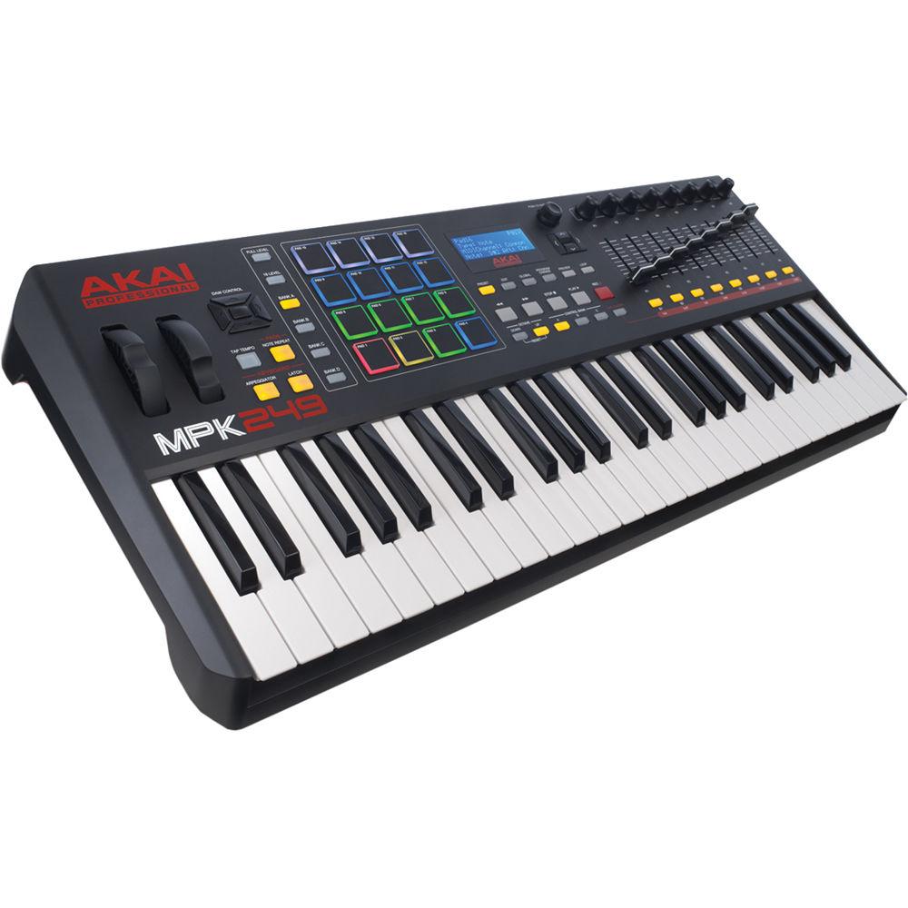 Akai Professional MPK 249 - Performance Keyboard Controller