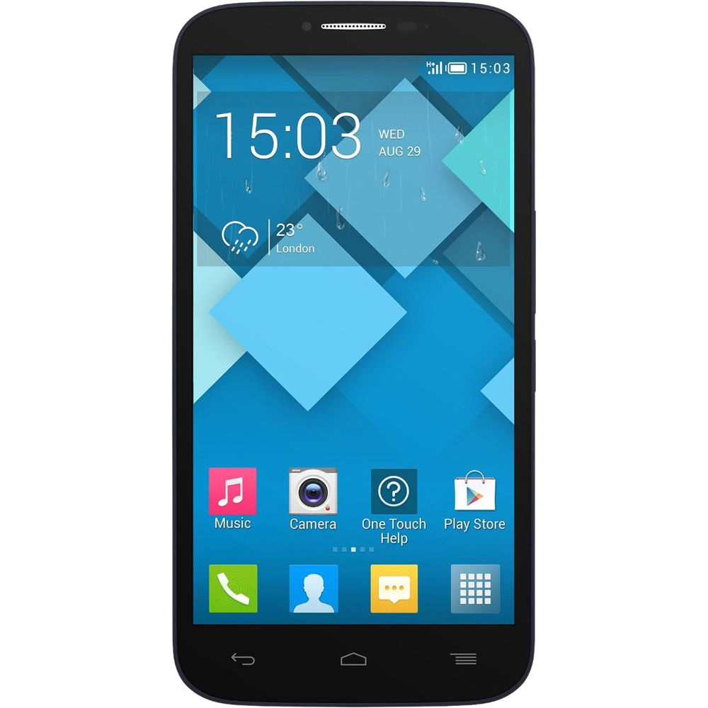 alcatel one touch pop c9 7047a 4gb smartphone 7047a slate b h. Black Bedroom Furniture Sets. Home Design Ideas