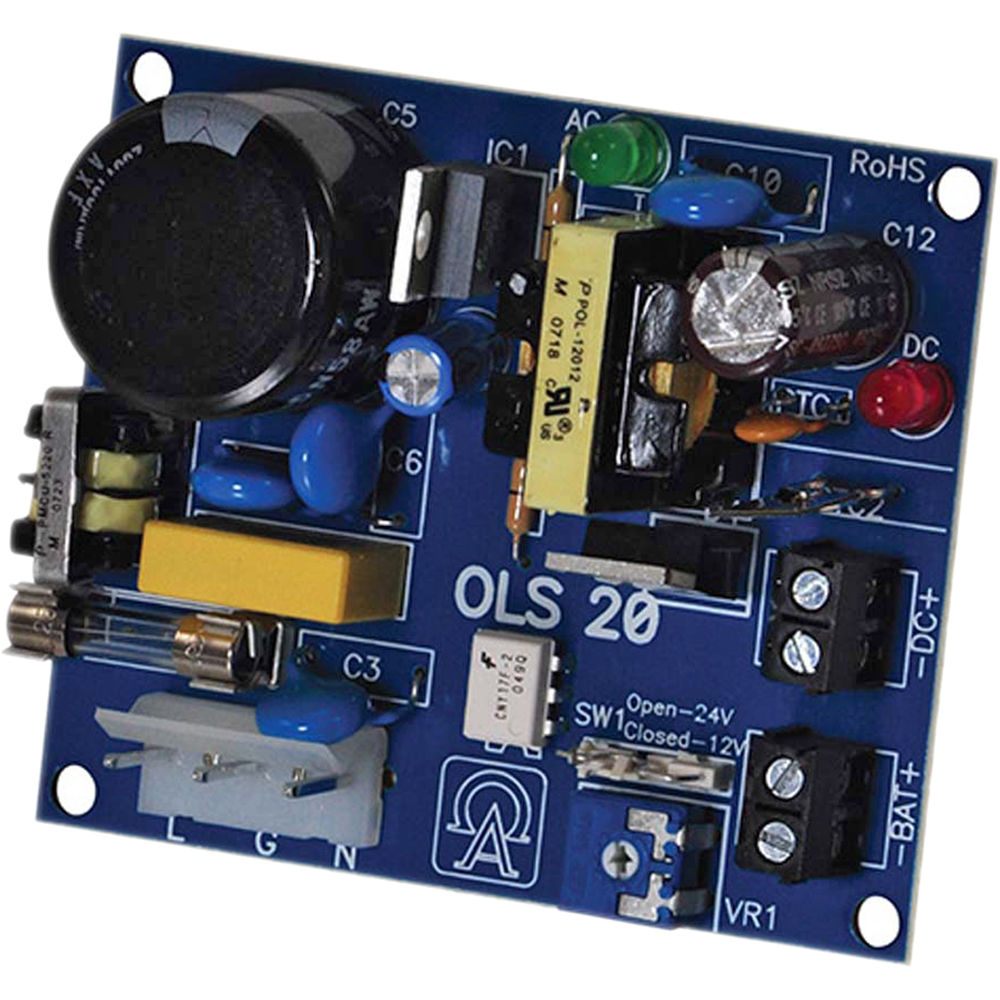 ALTRONIX Offline Switching Power Supply Board OLS20 B&H Photo