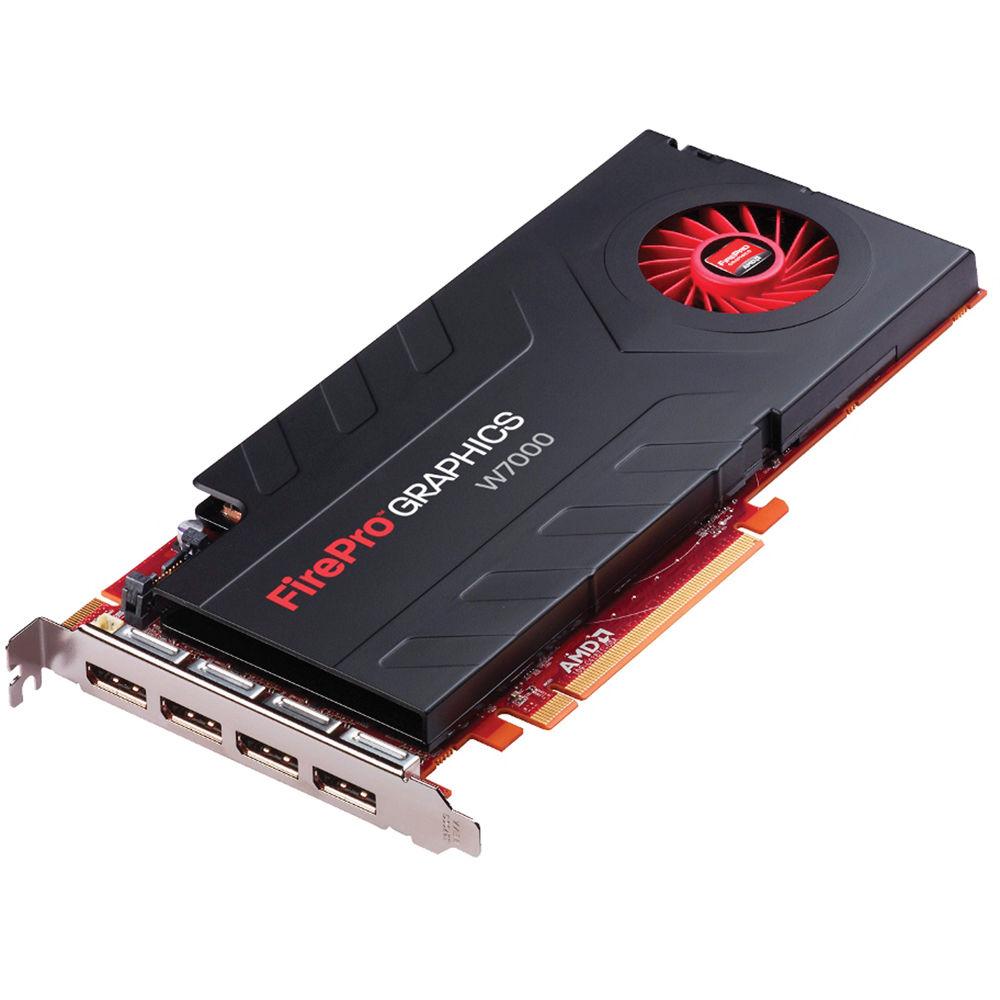 amd firepro w7000 workstation graphics card 100505848 bh