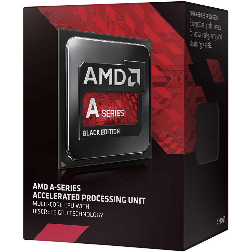 AMD A10 7850K Quad Core Accelerated Processor AD785KXBJABOX BH