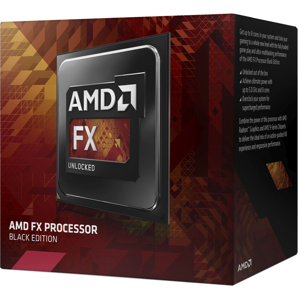 Amd 8 Core Fx 8320e 3 2 Ghz Processor Fd832ewmhkbox B H Photo