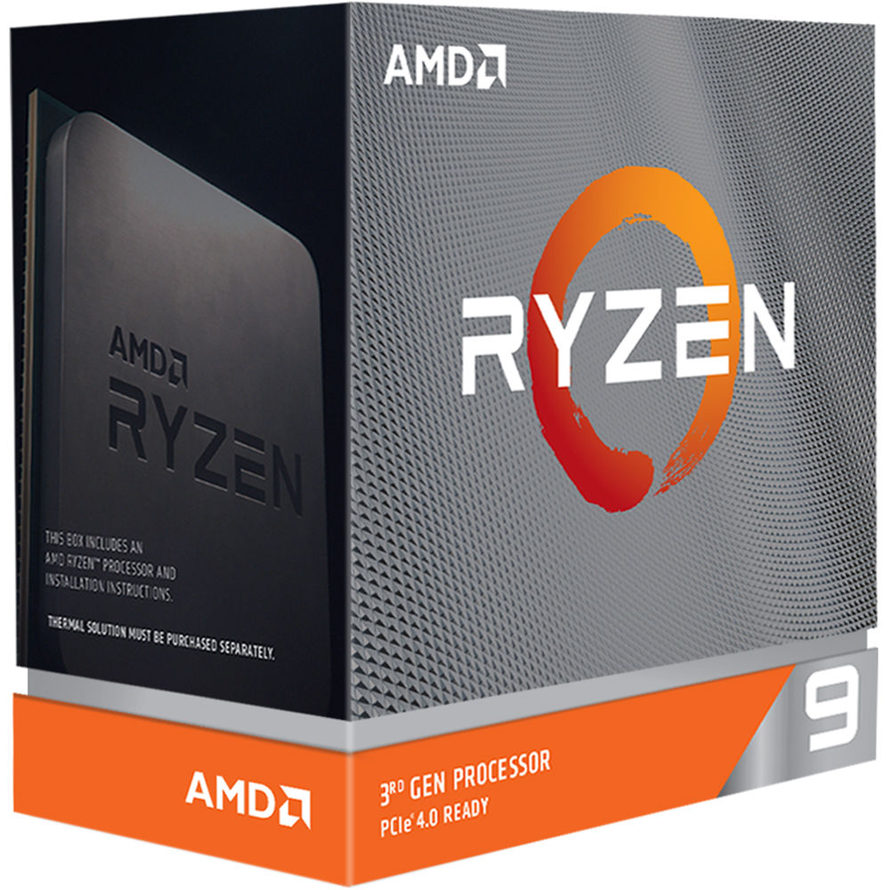 Amd Ryzen 9 3950x 3 5 Ghz 16 Core Am4 Processor 100 100000051wof