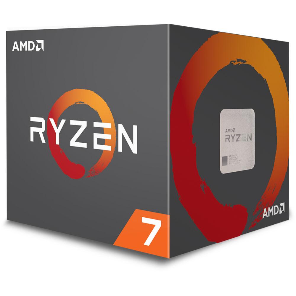 Amd Ryzen 7 2700 3 2 Ghz Eight Core Am4 Processor Yd2700bbafbox