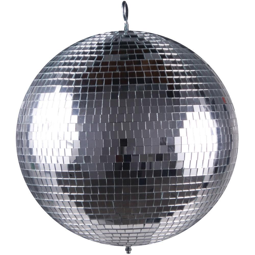 American Dj M 1616 16 Glass Mirror Ball