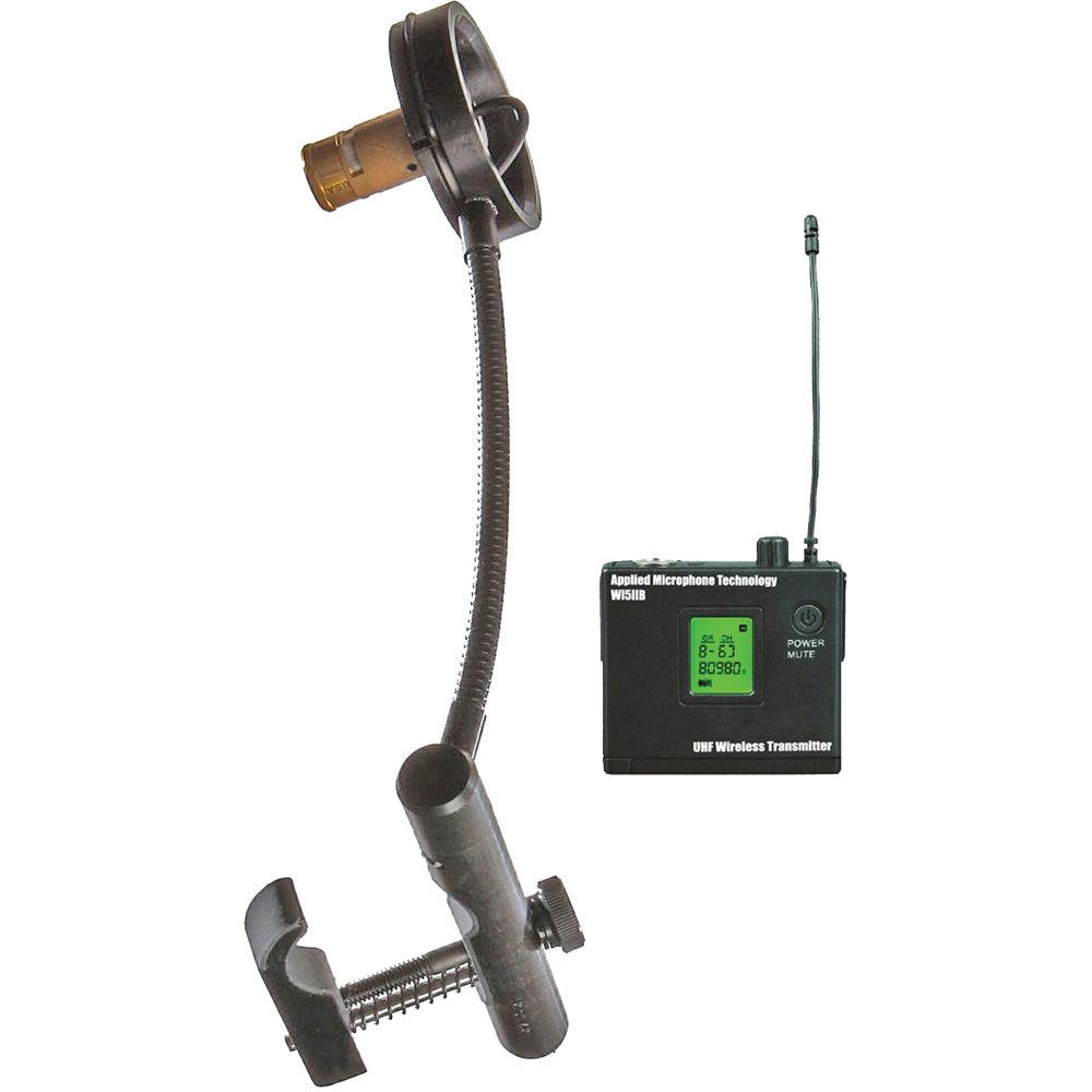amt z1 wireless instrument microphone kit with wi5iib z1 5b b h
