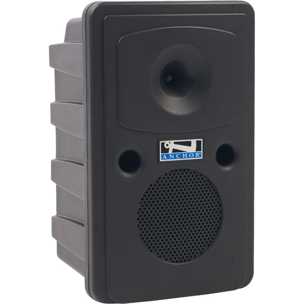 Anchor audio gg 8000c go getter portable sound system gg 8000c - Mobile porta cd ...