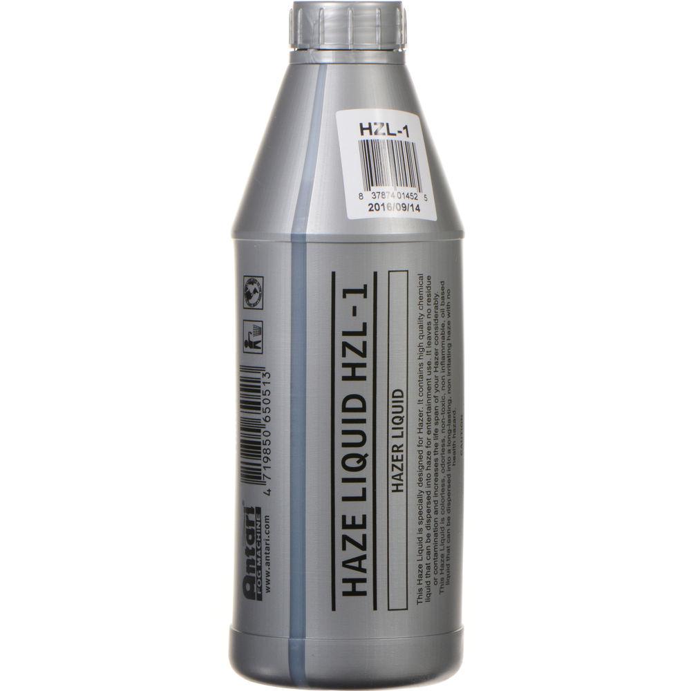 fog machine fluid ingredients