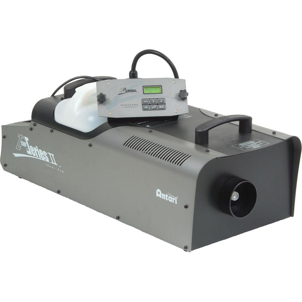 Antari Fog Machine Z-1500II Fog Machine Z-1500 II 240V B&H ...