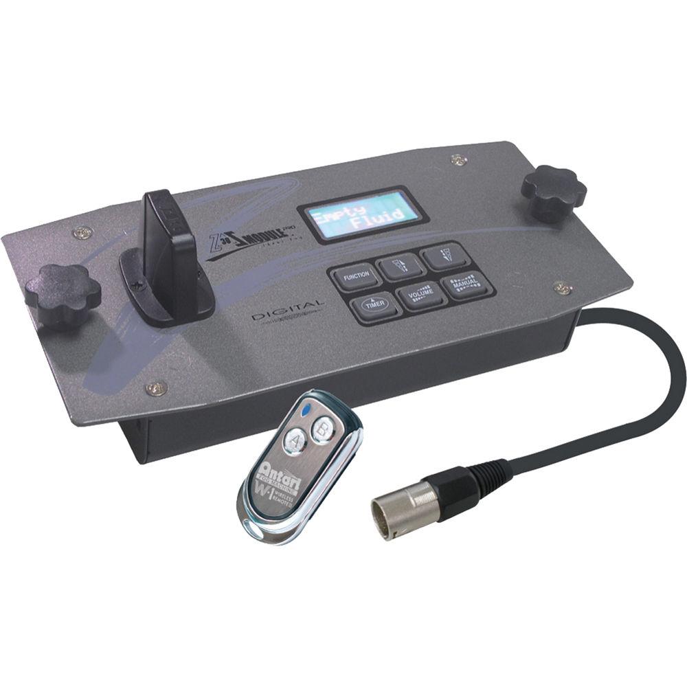 Antari Fog Machine Z-30 PRO Wireless Control Module for Z-1500II & Z ...