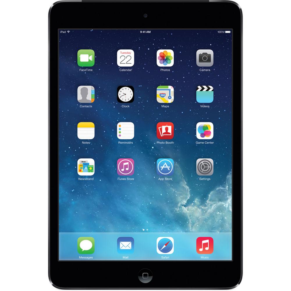Apple 32gb Ipad Mini 2 With Retina Display Mf081ll A B H Photo