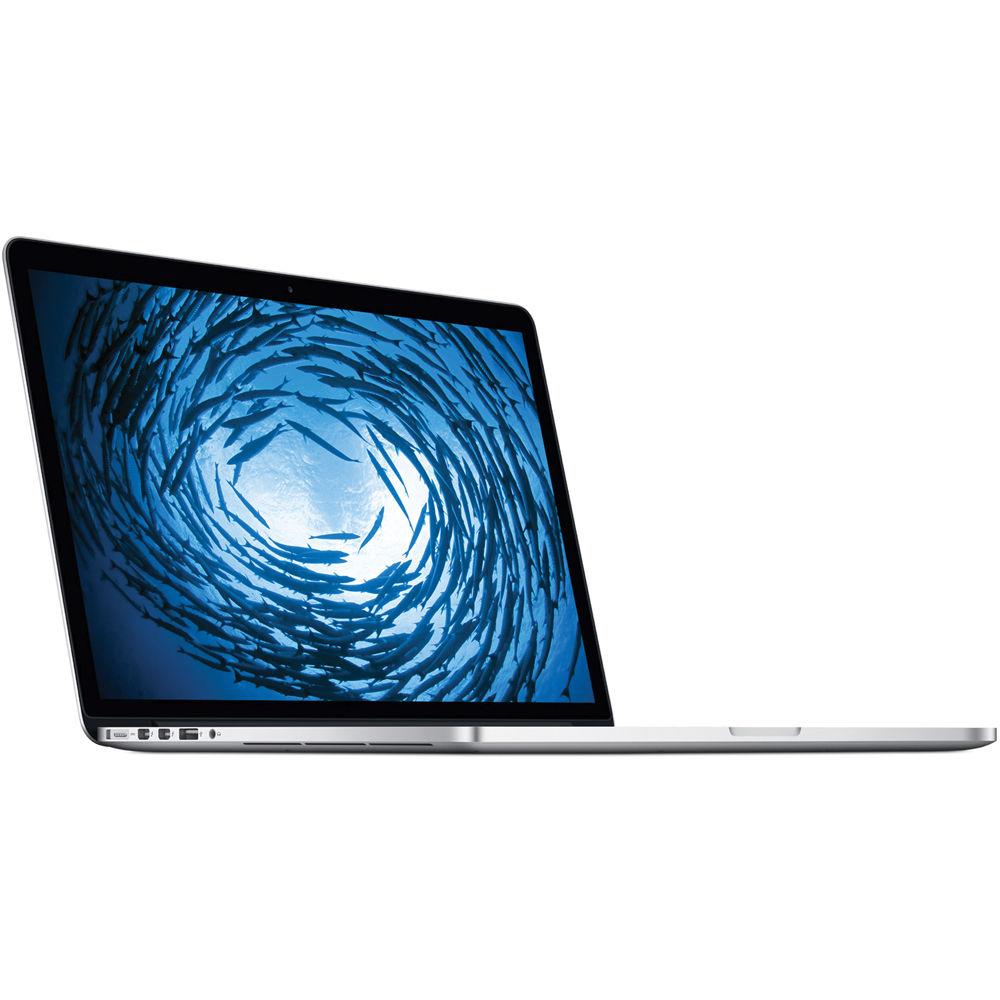 Apple 15 4 Quot Macbook Pro Notebook Computer Mgxa2ll A B Amp H