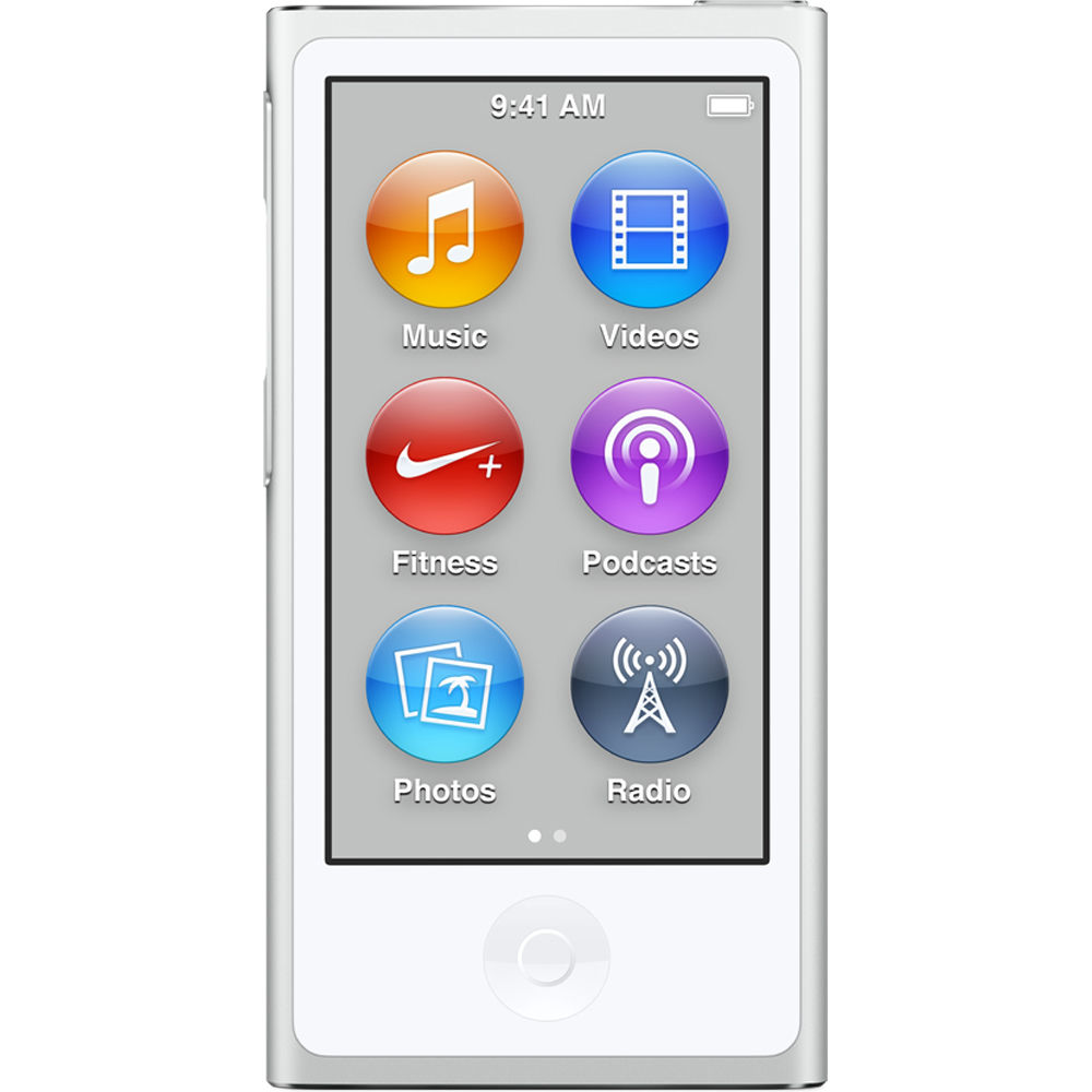 apple 16gb ipod nano mkn22ll a b h photo video rh bhphotovideo com ipod nano user manual 7th generation iPod Nano 8th Generation