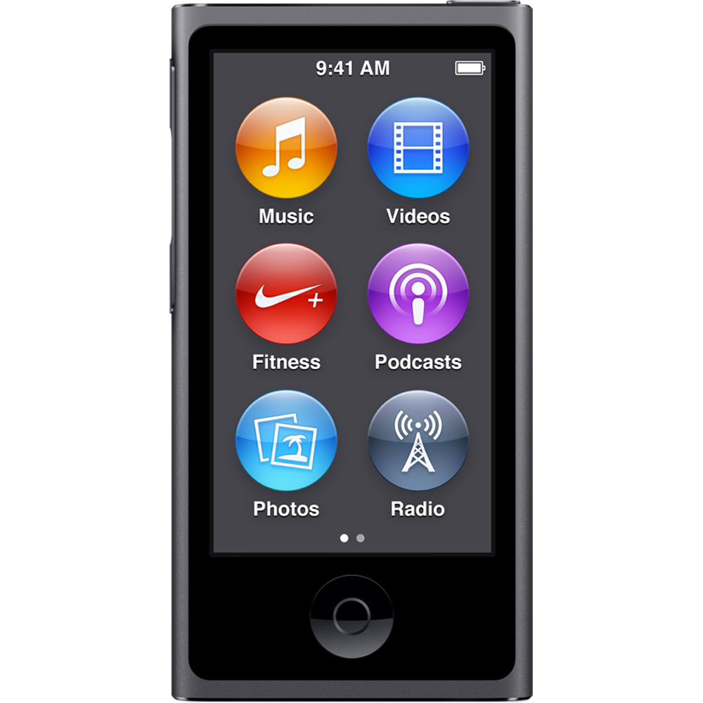 apple 16gb ipod nano mkn52ll a b h photo video. Black Bedroom Furniture Sets. Home Design Ideas
