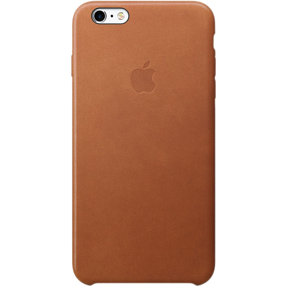 apple iphone 6 plus case apple iphone 6 plus 6s plus leather saddle brown 1412