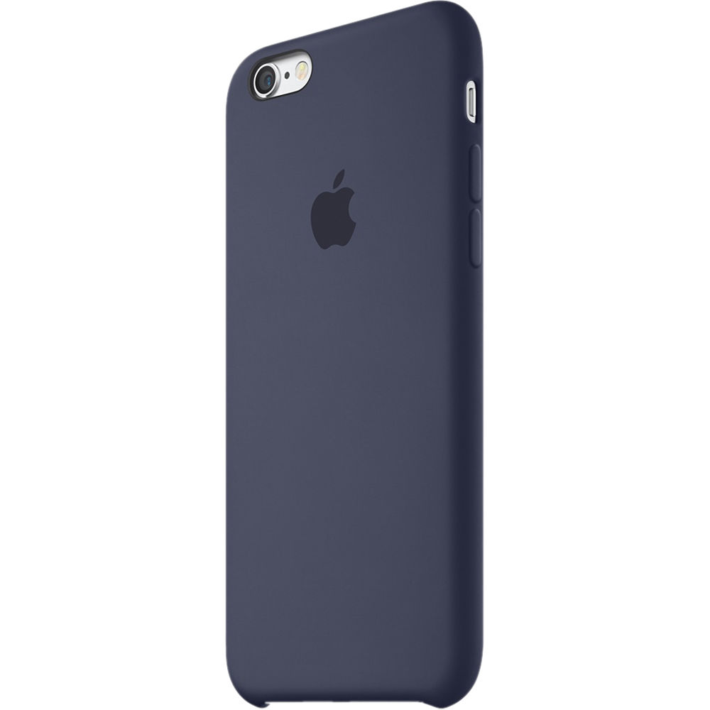 Apple iPhone 6/6s Silicone Case (Midnight Blue) MKY22ZM/A Bu0026H
