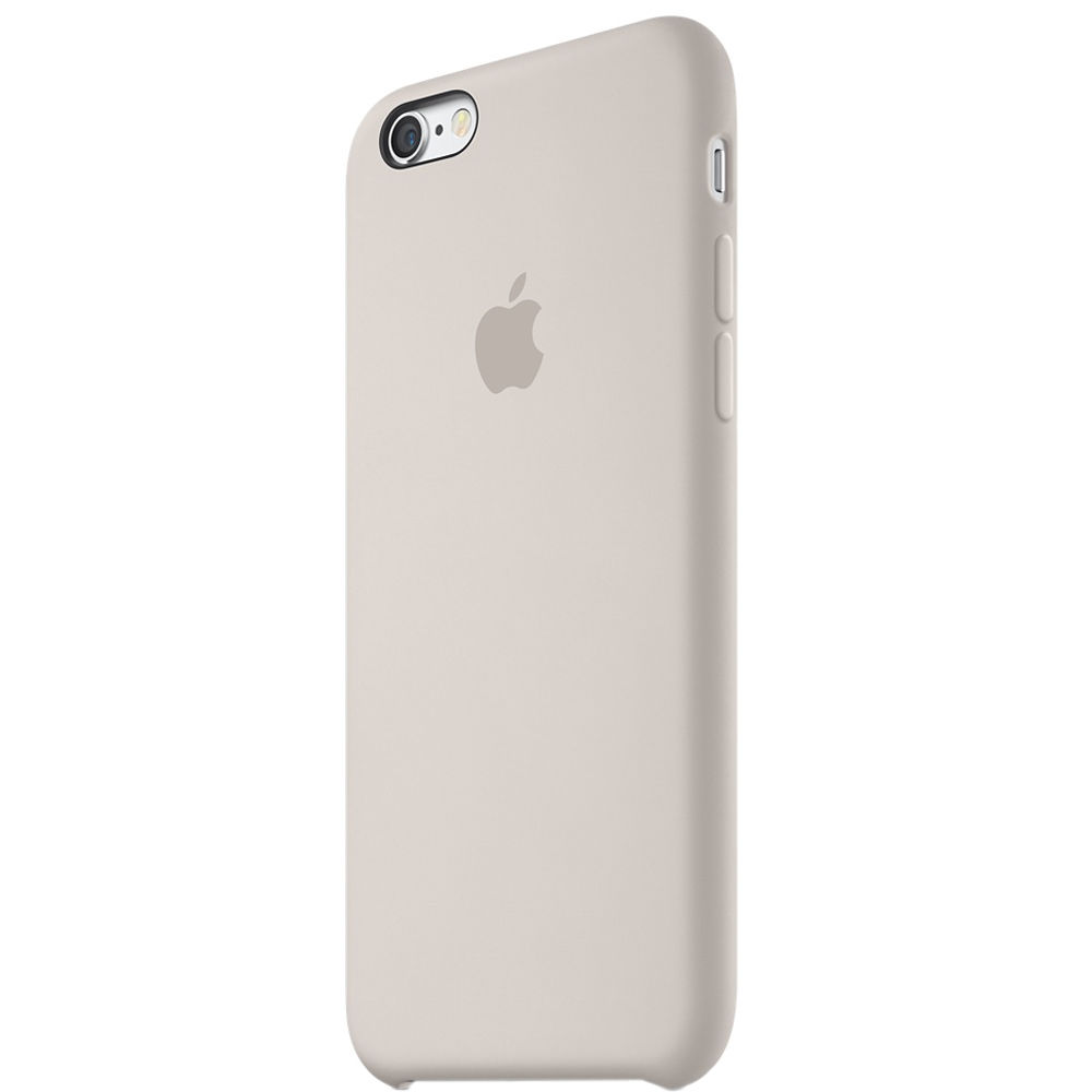 apple iphone 6 6s silicone case stone mky42zm a b h photo. Black Bedroom Furniture Sets. Home Design Ideas