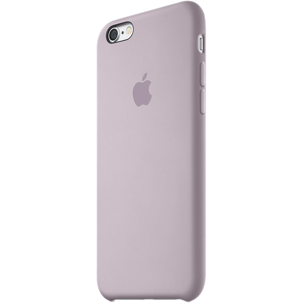 d3ff15736020 Apple iPhone 6 6s Silicone Case (Lavender) MLCV2ZM A B H Photo