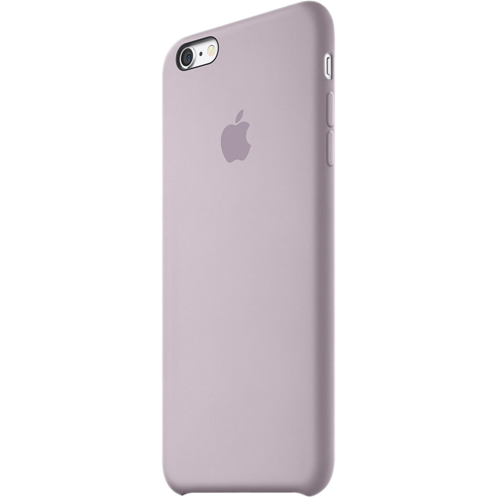 apple iphone 6 plus case apple iphone 6 plus 6s plus silicone lavender mld02zm a 1412