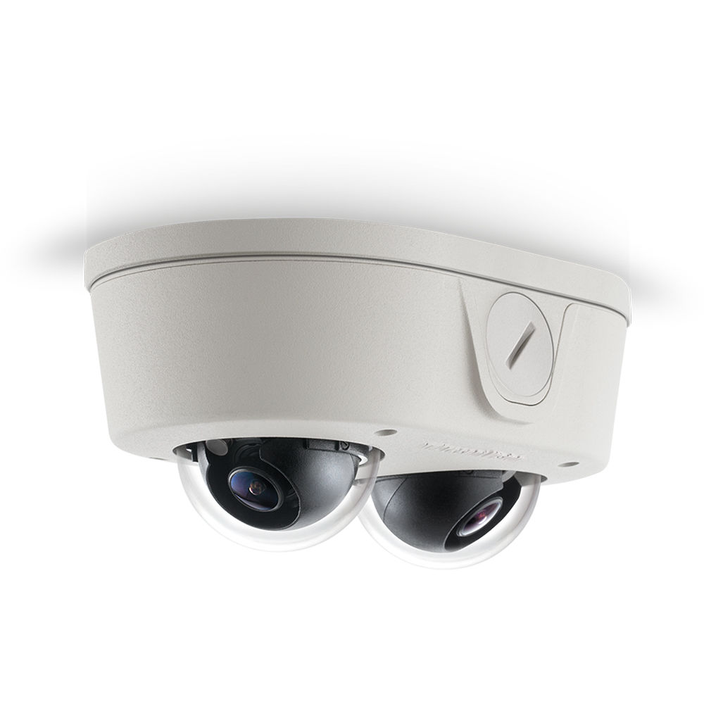 Arecont Vision MicroDome Duo-Series 4MP AV4656DN-NL B&H Photo